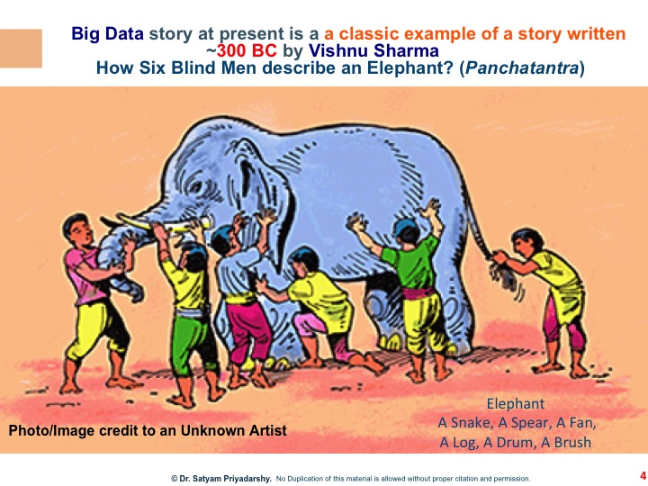 Big Data - Panchtantra Story